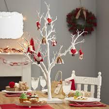 Ebay Christmas Tree Decorations by Twig Display Wish Tree 76cm White Decorative Festive Wedding