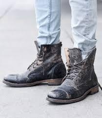 Bed Stu Gogo Boots by Men U0027s Leather Boots Wingtip Cap Toe Rugged Bed Stu