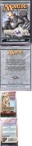 Magic The Gathering Premade Decks Ebay by Mtg Sealed Decks And Kits 183445 Mtg Future Sight Theme Deck Set