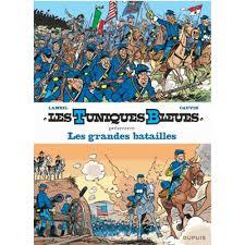 Les Tuniques Bleues Tome 29 En Avant Lamnésique BD Pour Enfant