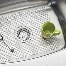 Ceramic Sink Protector Mats by Kitchen Sink Mats Kitchen Sink Protectors Bed Bath U0026 Beyond