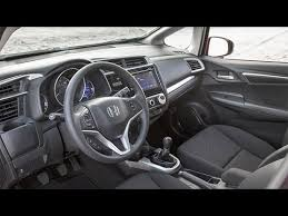 2015 Honda Fit Interior Review