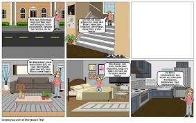 mein zuhause storyboard by juliehagelund
