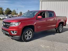 100 Used Trucks Savannah Ga Used Red Tintcoat Colorado Crew Cab Short Box 2Wheel Drive Z71 For