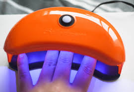 things i love diy gel polish with sally hansen salon gel polish