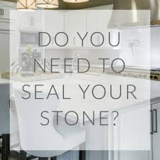 sealing your countertop do you need to do it