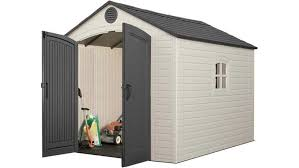 Rubbermaid Vertical Storage Shed Shelves by Top 10 Best Garden Sheds Heavy Com