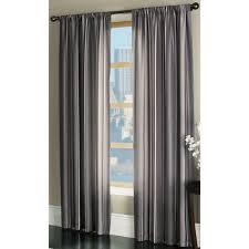 details about allen roth allison stripe drape curtain pocket panel