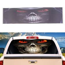 100 Back Window Decals For Trucks Grim Reaper Death Car Rear Window Graphic Decal Stickers For Truck