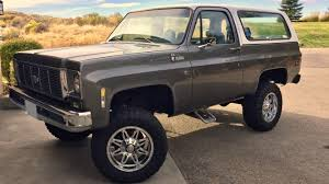 1976 Chevy Blazer Chandler Legarreta LMC Truck Life The Ringbrothers Showoff Its Seaker K5 Blazer Build At Sema 2018 Chevrolet Blazer Suv 4x4 Truck Wallpaper 16x1200 775176 1972 Chevrolet K20 Phscollectcarworld Front Winch Bumper Fits Chevy Gmc Truck 681972 Only Rc Adventures My 1976 Chevy No Canopy Crawling 1975 With A 7374 Grille Blazers Broncos Vans Do It Yourself Repairs For Home Car Truck Computer Camaro 43 Estate Green Automatic2000 Quick 1984 Overview Cargurus Hemmings Find Of The Day 1970 Daily Final Year Full Convertible Everybodys Scalin Rc4wd Beater Big Squid And