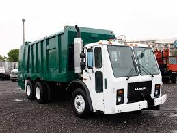 2003 MACK LE600 GARBAGE TRUCK FOR SALE #2024