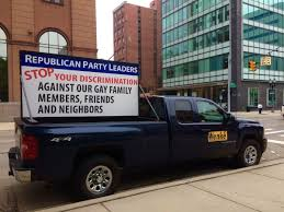 100 Gay Truck Michigan Political Points Former Republican Parks Stop Your