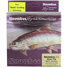 xs buzzer fly line sinking tip trout fishing