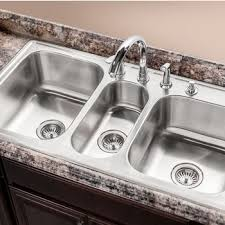 Overmount Double Kitchen Sink by Drop In Kitchen Sinks Buy Drop In Sinks In Stainless Steel Fire