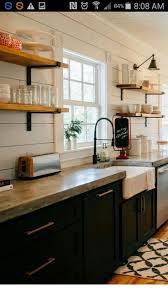 Log Cabin Kitchen Cabinet Ideas by Best 25 Black Kitchen Cabinets Ideas On Pinterest Gold Kitchen