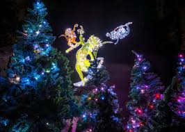 LA Zoo Lights Is One Of The Many Fun Holiday Events In Los Angeles December