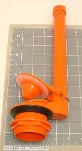 Wolverine Brass Faucet Handle by Wolverine Brass 57732 Big Orange Harsh Water Flush Valve Overflow