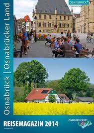 osnabrücker land reisemagazin 2014 by tourismusmarketing