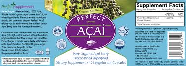 Perfect Acai - The Purest Organic Acai Berry - SUPERSIZED Bottle - 120 Veg  Capsules Oxypowder Oxygen Based Intestinal Cleanser 120 Capsules Push Collagen Dipeptide Concentrate Gls Hive 30 Off Dztee Coupons Promo Codes October 2019 Best Health Wordpress Themes Available On The Market Vitamini Hashtag Twitter Doin The Work Frontline Stories Of Social Change Pdf Management Cancer Therapyinduced Oral Mucositis Perfect Rhodiola Rosea Pure Freeze Dried 100 Wildcrafted Siberian Root 60 Vegetable Nascent Iodine Supplement High Potency Liquid Drops For Thyroid Support To Improve Energy More Edge Ml 10 Fl Oz Global Healing Center Competitors Revenue And Employees