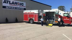 100 Emergency Truck North Carolina Fire Department Gets Unique Fire Ambulance