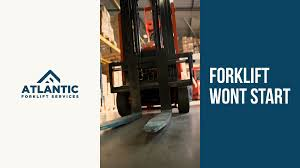 100 Truck Wont Start Help My Forklift Isnt Starting