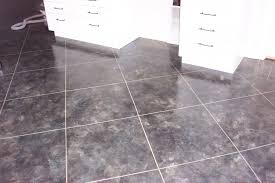black painting cement floors to look like tile ideas popular