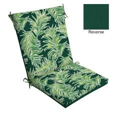 Dining Chair Cushion Emerald Quintana Tropical Outdoor Polyester ... Arden Selections 21 In X 44 Elea Tropical Outdoor Ding Chair White Area With Aqua Patterned Chairs Cool Things Ashley Fniture Room Set Ding Room Ansprechend Modern Patio Sets Costco Round Bar Decorating Ideas Trend Garden Houseplants And Stripes The Care A Natural Upgrade 25 Wooden Tables To Brighten Your Cheap Inspirational Leikela Eames Style Chairs Soft Pastel Colours Fresh Design Blog Shop Floral Pattern Parson With Nailhead Trim Mainstays Cushion Red Walmartcom