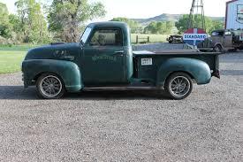 100 1950 Chevy Truck Frame Swap RR S