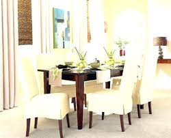Dining Room Chair Slip Covers Skirt Skirted Chairs For