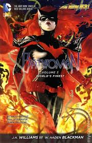 Batwoman TPB 2012 2015 DC Comics The New 52 3 1ST