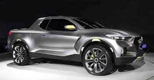 Hyundai's Compact Pickup Santa Cruz Heads Closer To 2020 Launch - FAN Compact Pickup Truck Segment Has Been Displaced By Larger And 25 Future Trucks And Suvs Worth Waiting For Pickup Car Reviews 2018 Whats To Come In The Electric Truck Market Think Small The Of Photo Image Gallery Ford Unveils Future Ranger For Rivals Dominate Reuters Cant Afford Fullsize Edmunds Compares 5 Midsize Trucks Small 1994 Silly Boys Model U Tesla Qotd Would You Buy A Modern 2017 Ram Rampage Cars Feature Driver New 2019 Chevy Silverado Planned All Powertrain Types