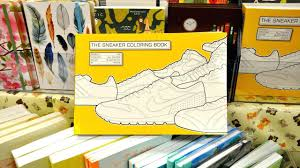 Sneaker Coloring Book App Colouring Pdf The Full Size