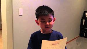 Carter show and tell for the letter