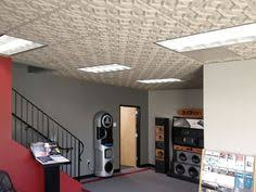 Ceilume Ceiling Tiles Montreal by The Perfect Finishing Touch For This Construction Company U0027s