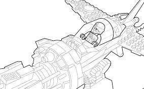 LEGO Ninjago 70747 Coloring Sheet