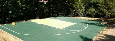 Basketball Court Lines Painting Services, Milwaukee WI • Precision ... Triyae Asphalt Basketball Court In Backyard Various Design 6 Reasons To Install A Synlawn Home Decor Amazing Recreational Lighting Full 4 Poles Fixtures A Custom Half For The True Lakers Snapsports Outdoor Courts Game Millz House Cost Australia Home Decoration Residential Gallery News Good Carolbaldwin Multisport System Photo Diy Stencil Hoops Blog Clipgoo Modern