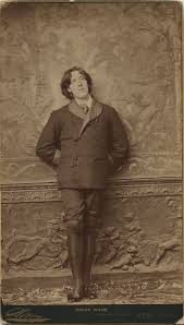 From The Outside In Napoleon Saronys Portrait Of Oscar Wilde 1882