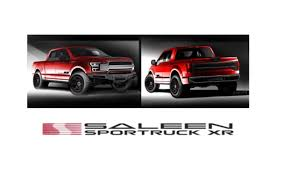 Saleen Sportruck XR Is Not Your Average Ford F-150 Pickup Truck ...