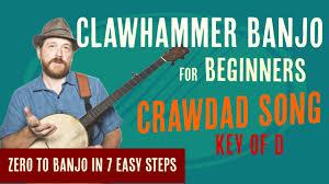 Beginner Clawhammer Banjo Crash Course