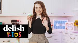 Nerdy Nummies Halloween Cupcakes by How To Make Cloud Cupcakes With Nerdy Nummies Delish Youtube