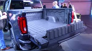 100 Truck Step Up Heres Exactly How The 2019 GMC Sierras SixWay Tailgate Works