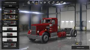 PETERBILT 281-351 MTG 2.0 1.6.X - 1.6.1.8S TRUCK - American Truck ...