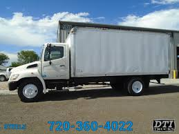 Heavy Duty Truck Dealership In Colorado 2018 New Hino 155 16ft Box Truck With Lift Gate At Industrial 268 2009 Thermoking Md200 Reefer 18 Ft Morgan Commercial Straight For Sale On Premium Center Llc Preowned Trucks For Sale In Seattle Seatac Used Hino 338 Diesel 26 Ft Multivan Alinum Box Used 2014 Intertional 4300 Van Truck For Sale In New Jersey Isuzu Van N Trailer Magazine Commercials Sell Used Trucks Vans Commercial Online Inventory Goodyear Motors Inc