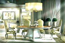 Fancy Dining Table Set Luxury Room Sets And Chairs Nice Chandeliers