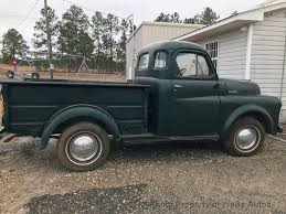 100 Dodge Pickup Trucks For Sale 1950 Used Series 20 Truck At WeBe Autos