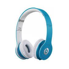 Beats Solo HD on ear Headphone Light Blue color