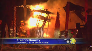 Pumpkin Patch Fresno Ca First News by Fire Destroys 3 Vehicles In Fresno County Abc30 Com