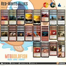 Mtg Red White Deck by Weekly Update Apr 10 Shadows Over Innistrad Decklists