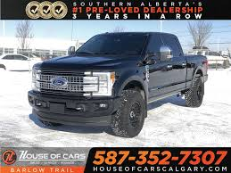 100 Ford 350 Truck PreOwned 2017 F Platinum Navi Heated Leather And