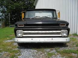 1965 Chevrolet Ck Front Cleaned